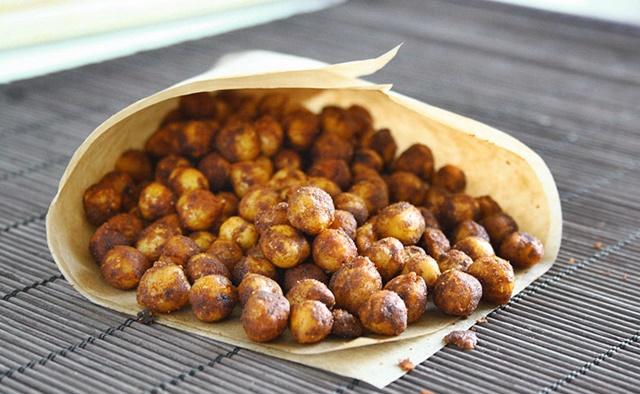 chickpeas-roasted