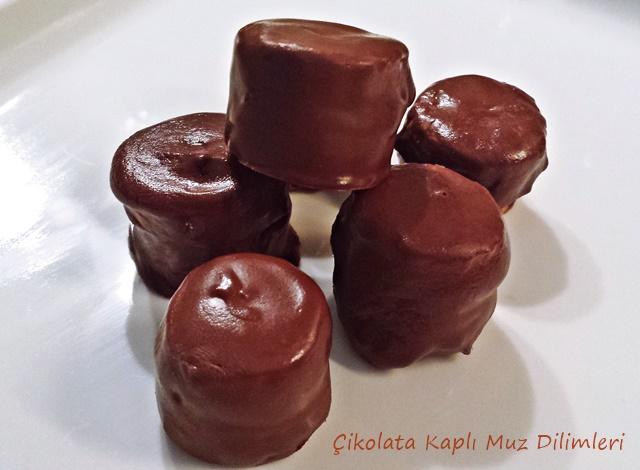 çikolata kaplı muz-dlr