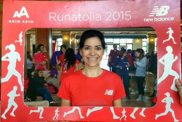 Runatolia 2015-Adim Adim