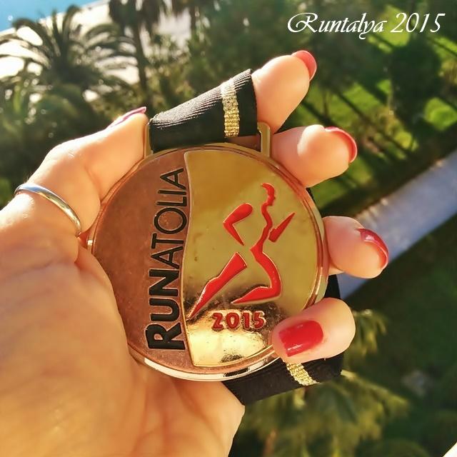 Runatolia 2015-21K Madalyam