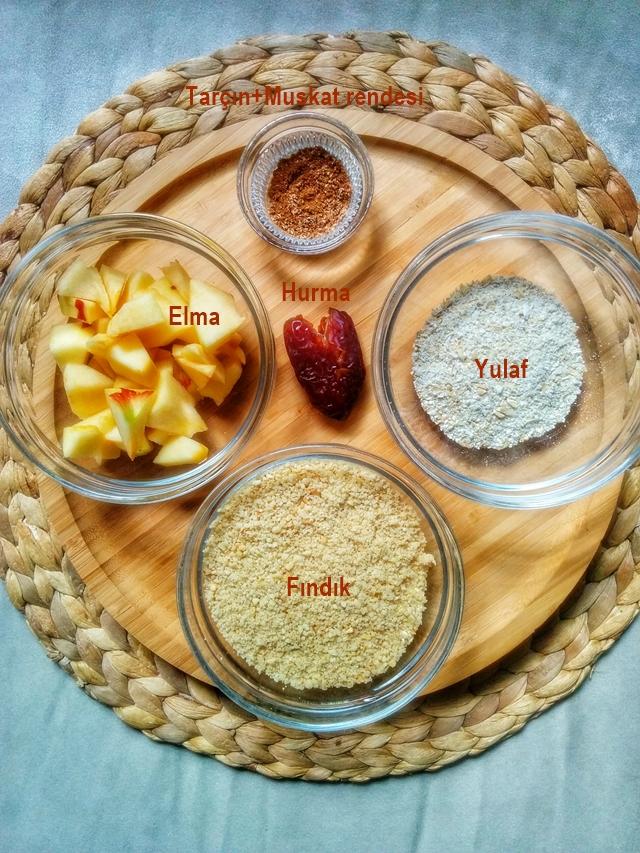 Elmali-kurabiye-malzeme